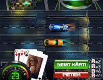 Street Race Card Game