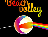 The Happy Side of the Beach Volley