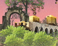 Magic workshop - city feelings