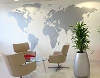 Wex- Office Branding
