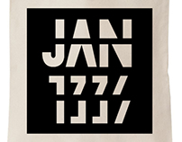 JAN1334 visual identity