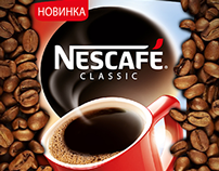 NEW Nescafe Classic TVC/Digital