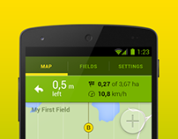 App for Tractor Drivers