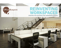 Office Blueprint Corporate Brochure