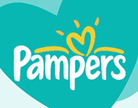 Pampers Pampered Training App