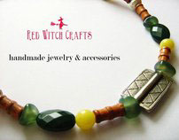 Red Witch Crafts Handmade Jewelry & Accessories