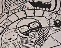 MURAL  doodle