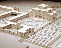 La Venaria Reale - Royal Palace standing exhibition