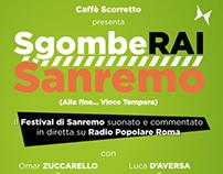 SgombeRAI Sanremo.