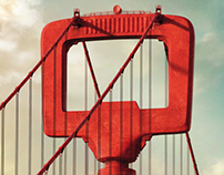 SAQ - California Mania - Print - Affichage
