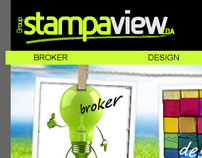 Stampaview WebSite