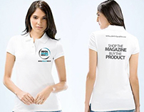 Dental Arabia Uniform Branding