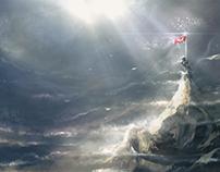 Turkish Flag Series