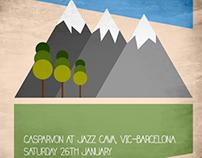 Casparvon's Concert Poster