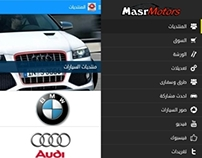 CAR Club Mobile App (MasrMotos Forum)