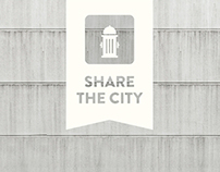 Nomad Skateboards / Share The City / Outdoor