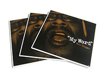 Bill Biggz 'My Word' 7""