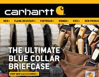 Carhartt email blast