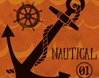 Nautical Vector Stock Art Set