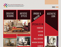 Client: Island Interiors | Business Flyer