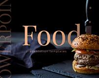 FOOD 2 - presentation templates, POWERPOINT + KEYNOTE