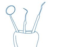 Consultório Odontológico - reposicionamento da marca