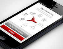 GlobalParts.aero Mobile App