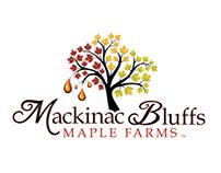 Mackinac Bluffs Brand & Packaging