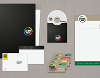 TEAM Youth Branding Package