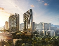 Ritz-Carlton Residences - Architectural Renderings