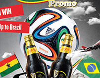 GUINNESS WORLD CUP PROMOTION