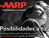 AARP - Today is a good day (Real Possibilities 1)