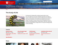 2014 University Web Template Design