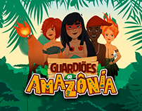 BOARD GAME | GUARDIÕES DA AMAZÔNIA