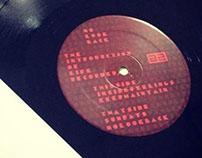 """Aesthetic Audio 12"""" Vinyl Record Art"""
