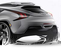 Nissan Vulkano Concept