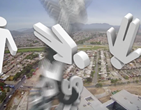 VIDEO WITH 3D LAYERS FOR HOSPITALS IN CHILE