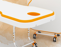 NS3 MASSAGE TABLE