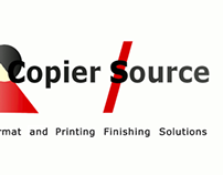 The Copier Source inc. Business Cards