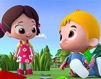 Niloya Animation Movie