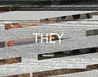 They (ellos) | Yo (I)