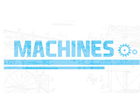 TimeLife Book: Machines Redesign