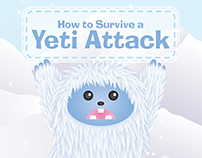 How to Survive a Yeti Attack