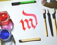 Calligraphic Monogram