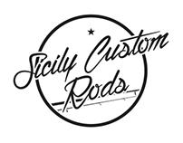 Branding / Logo design- Sicily Custom Rods