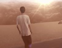 Sand Storm VFX Test and Breakdown