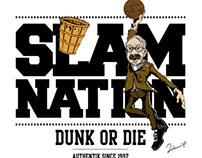 Dunking Naismith