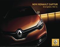 Renault Captur ad
