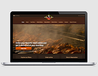 BarBQ Tonight - Website Design