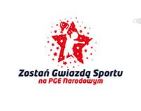 Zostań Gwiazdą Sportu (Become a sports star)
